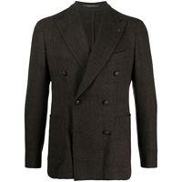 Tagliatore blazer doppiopetto - color marrone