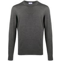 Fedeli maglione a girocollo - grigio