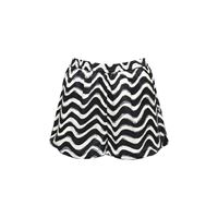 STELLA MCCARTNEY shorts in raso stampato