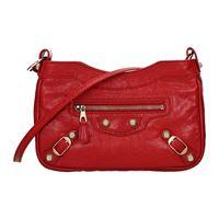 Balenciaga borse a tracolla Balenciaga donna rosso