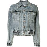 SJYP giacca corta - blu