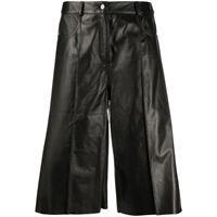 Drome shorts al ginocchio - nero