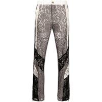 Koché pantaloni crop - grigio