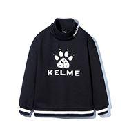 KELME padding jacket kids - giacca da bambino, bambino, giacca a vento, 3883405, blu scuro/bianco, 130
