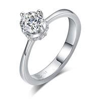 Melitea anello donna gioielli Melitea punti luce ma113.17