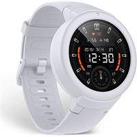 Amazfit verge lite, smartwatch/fitness tracker, bluetooth, colore: bianco (snowcap white)