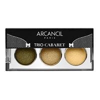 Arcancil - palette di ombretti trio cabaret