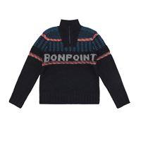Bonpoint pullover in misto lana e alpaca