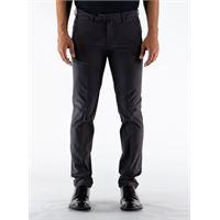 BRIGLIA pantalone tasca america in raso uomo