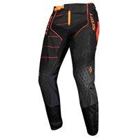 Scott - pantaloni enduro Scott nero arancione