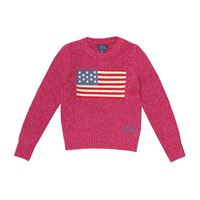 Polo Ralph Lauren Kids pullover in misto lana lamã©