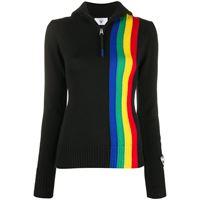 Rossignol maglione con zip Rossignol x jcc - nero
