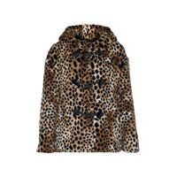AINEA - teddy coat