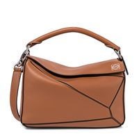 LOEWE borsa puzzle small in pelle