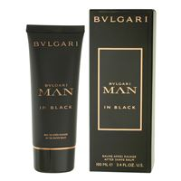 Bvlgari man in black balsamo dopobarba profumato 100 ml