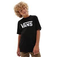 Vans t-shirt bambino Vans classic (8-14+ anni) (black-white) boys nero, taglia l