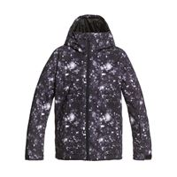 QUIKSILVER giacca mission printed bambino