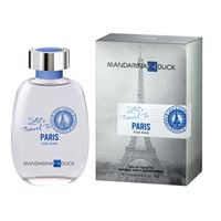 Mandarina Duck let's travel to paris for man 100ml