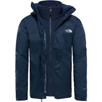 The North Face giacca evolve ii triclimate uomo blu