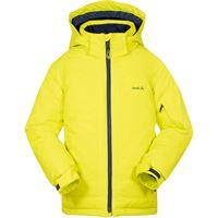 Kamik giacca rusty solid bambino giallo