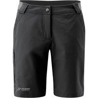 Maier Sports pantaloncini norit donna nero