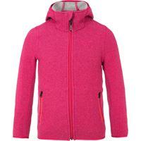 Salewa giacca con cappuccio sarner 2l bambino rosso