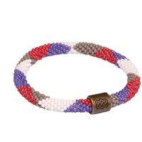 Sherpa Adventure Gear braccialetto mayalu mughal roll on donna bianco
