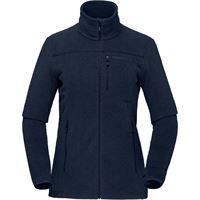 Norrona giacca warm2 donna blu
