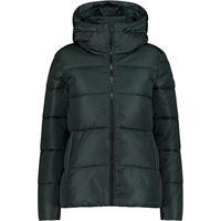 CMP giacca thinsulate urban donna verde
