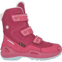 Lowa stivali invernali milo gtx hi bambino rosso