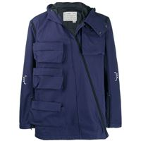 A-COLD-WALL* giacca cargo - blu