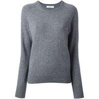 Equipment crew neck sweater - grigio