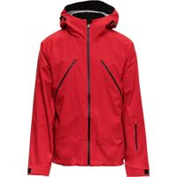 Aztech Mountain giacca hayden - rosso