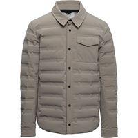 Aztech Mountain giacca-camicia imbottita nuke - toni neutri