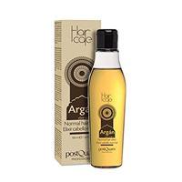 Postquam - cura dei capelli | olio di argan sublime per capelli normali, trattamento riparatore che nutre e idrata i capelli 100ml