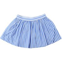 Ralph Lauren gonna bambina in outlet, blue, cotone, 2019, 3y 5y 6y s