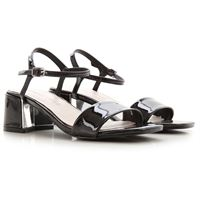 Kendall + Kylie sandali donna in outlet, nero, synthetic fiber, 2021, 36 38.5 39 39.5 40 40