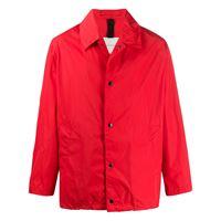 Mackintosh giacca teeming - rosso