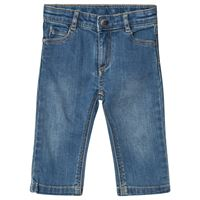 Jacadi - carlos jeans blu - bambino - 6 mesi - blu