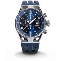 Locman orologio cronografo uomo Locman montecristo 0542a02s-00blwhsb