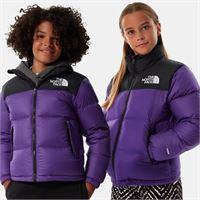 TheNorthFace the north face giacca bambini 1996 retro nuptse peak purple taglia m donna