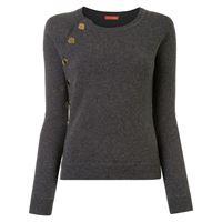 Altuzarra maglione minamoto - grigio