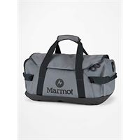 Marmot long hauler duffel small borsa da viaggio, robusta piccola borsa sportiva, weekender, unisex - adulto, steel onyx/dark steel, one