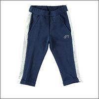 DODIPETTO pantalone lungo con banda 5u217 bambina DODIPETTO
