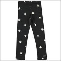IDO leggings lungo stelle 4v930 cotone elasticizzato ragazza IDO