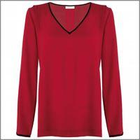 Oroblu blouse manica lunga solid component donna oroblu