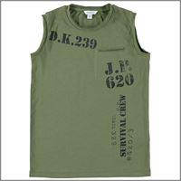 DODIPETTO t-shirt smanicata da bambino 5w706 DODIPETTO