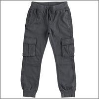 Ido pantalone 4k781 ragazzo tasconi lungo ido