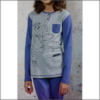 DIMENSIONE DANZA pigiama interlock di cotone 22058 bambina DIMENSIONE DANZA