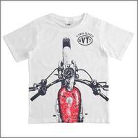 IDO t-shirt manica corta in puro cotone 4j811 bambino IDO